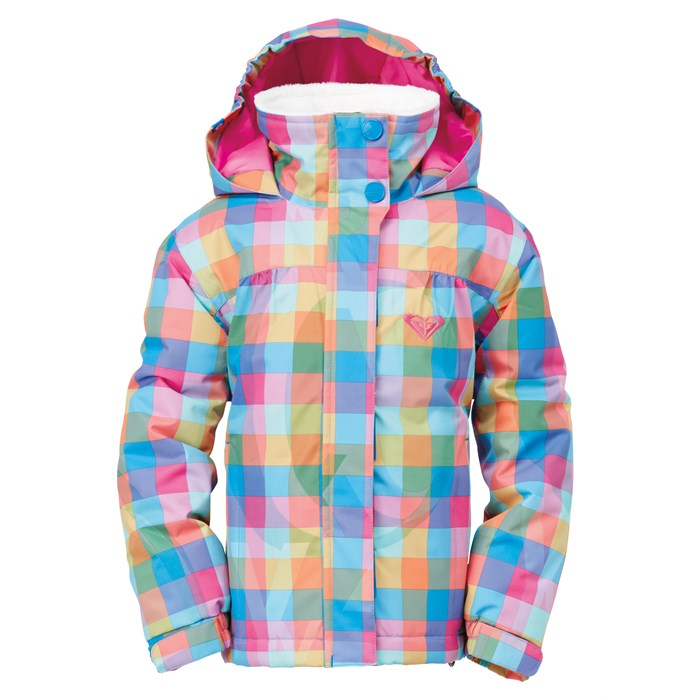 Quiksilver - Mini Jetty Jacket - Toddler - Girl's