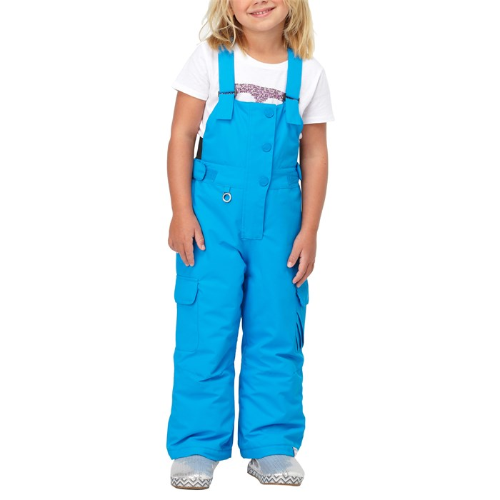 Quiksilver - Breeze Bib Pants - Toddler - Girl's