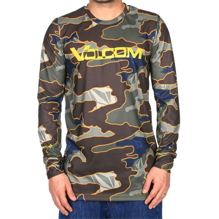 Volcom - Stock Hunter Riding Crew Neck Baselayer Top