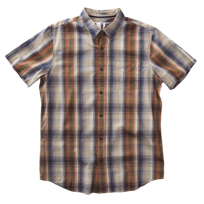 Analog - Atlas Short Sleeve Button Down Shirt