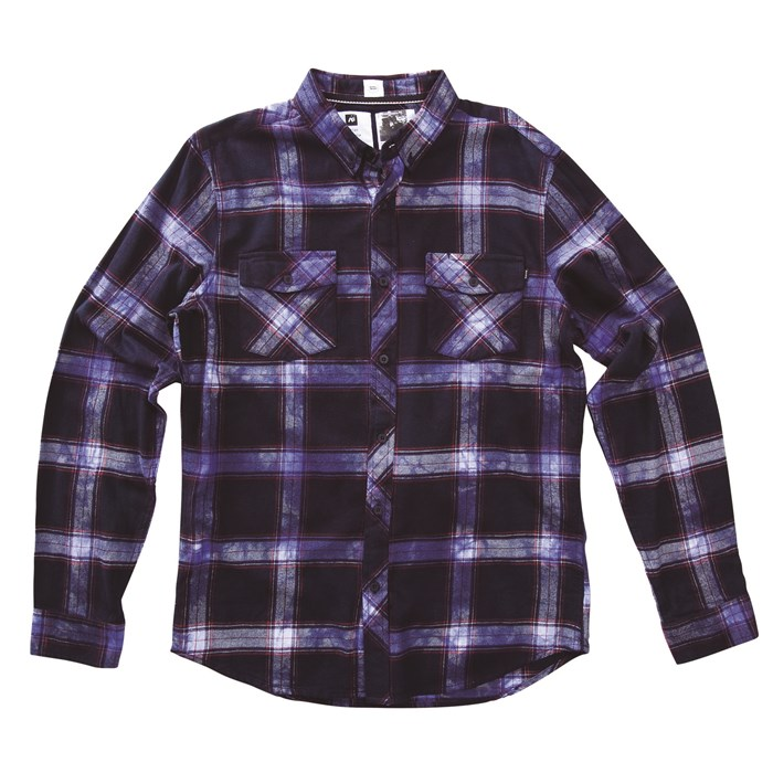 Analog - Brody Flannel Button Down Shirt