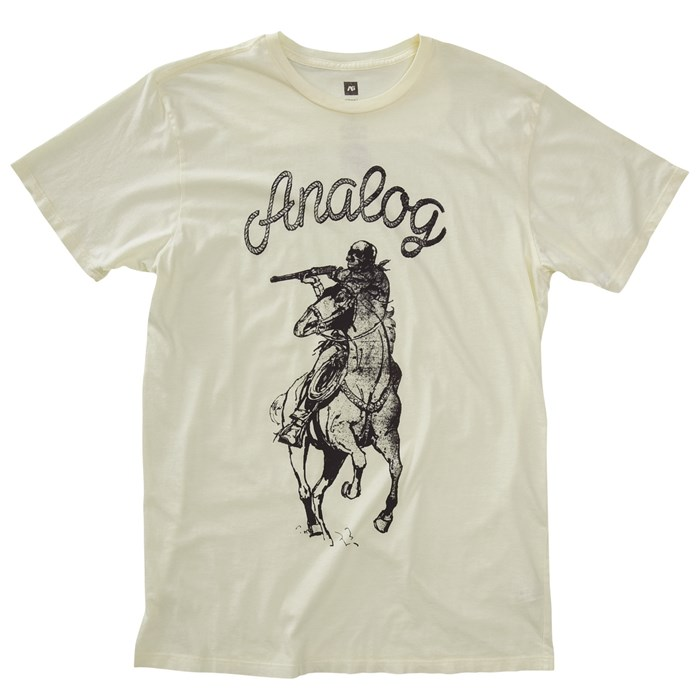 Analog - AG Death Rider T Shirt