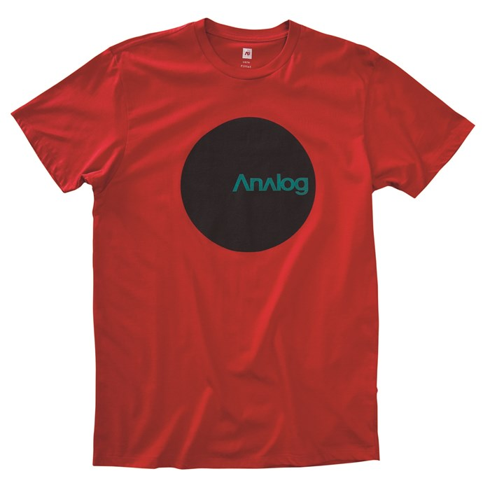 Analog - AG Home Town T Shirt