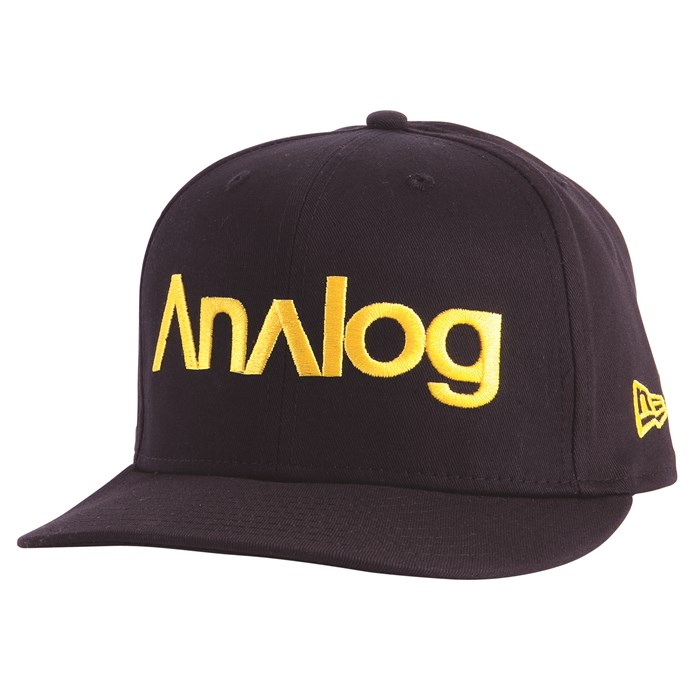 Analog - New Era Select Hat