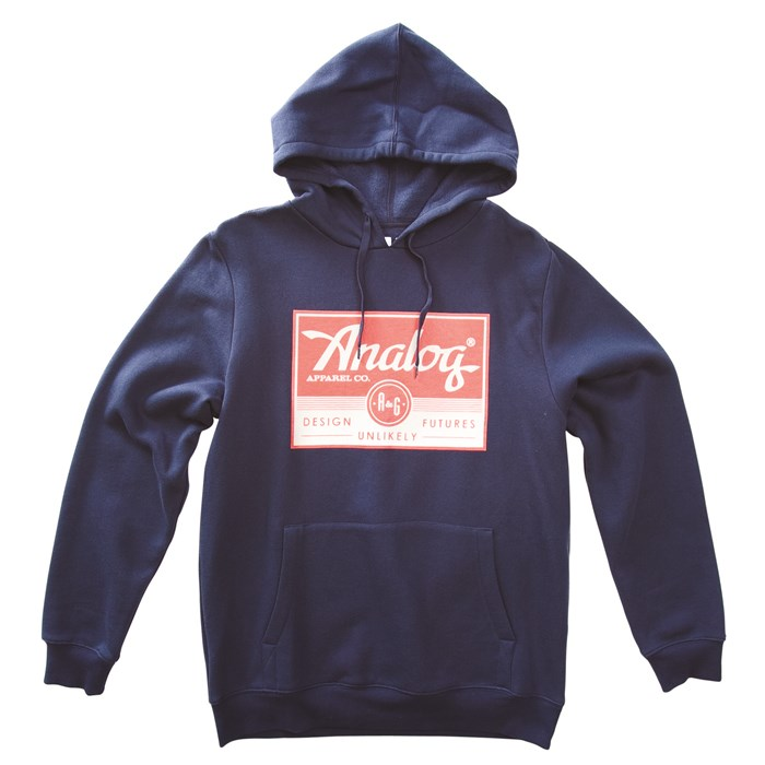 Analog - A and G Registered Pullover Hoodie