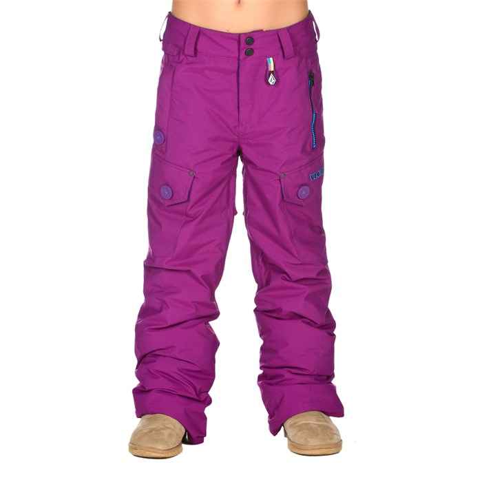 Volcom - Kicks Pants - Youth - Girl's