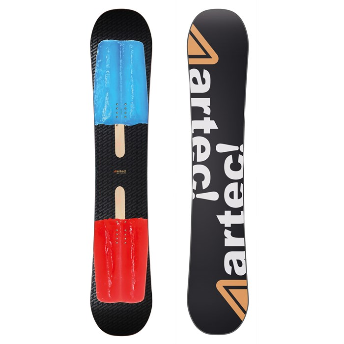 Artec - Pop Rocker Snowboard 2013