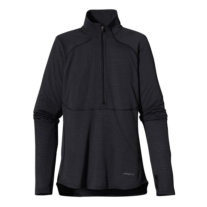 Patagonia - Capilene 4 Expedition Weight 1/4 Zip Top - Women's