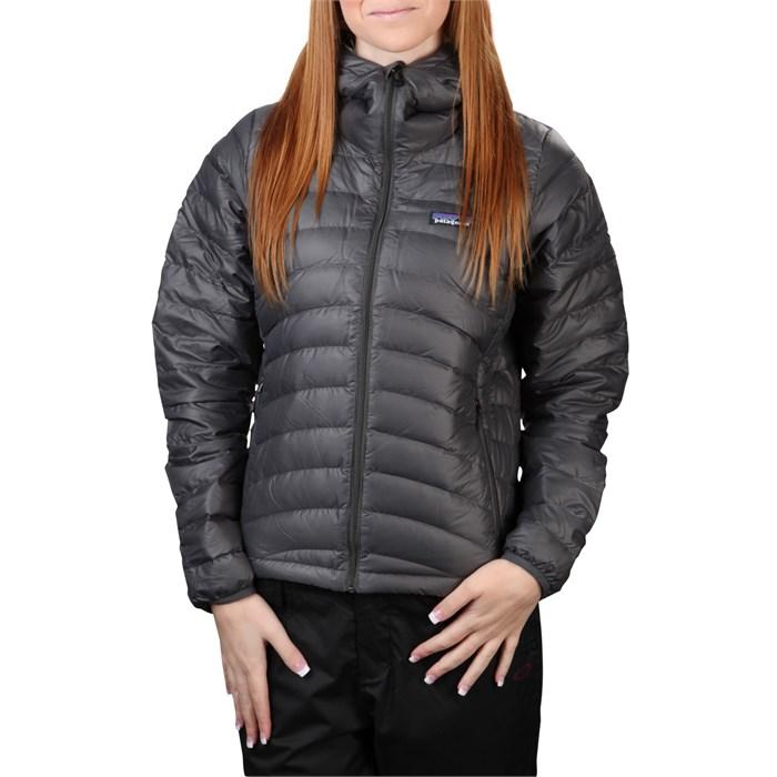 Patagonia Down Sweater Zip Hoodie - Women's | evo