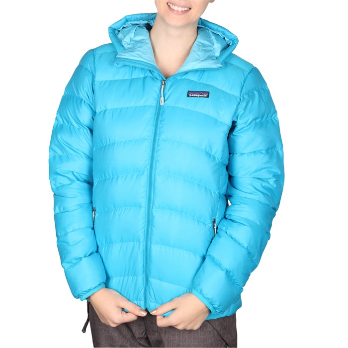 Patagonia - Hi-Loft Down Hooded Sweater - Women's