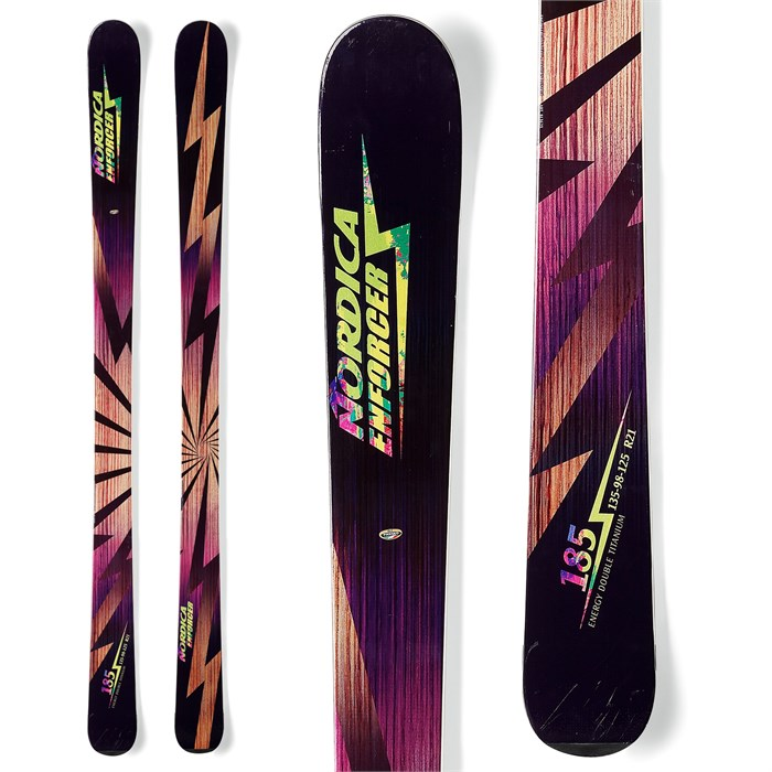 Nordica - Enforcer Skis 2013