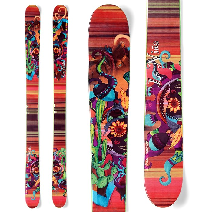 Nordica - La Niña Skis - Women's 2013