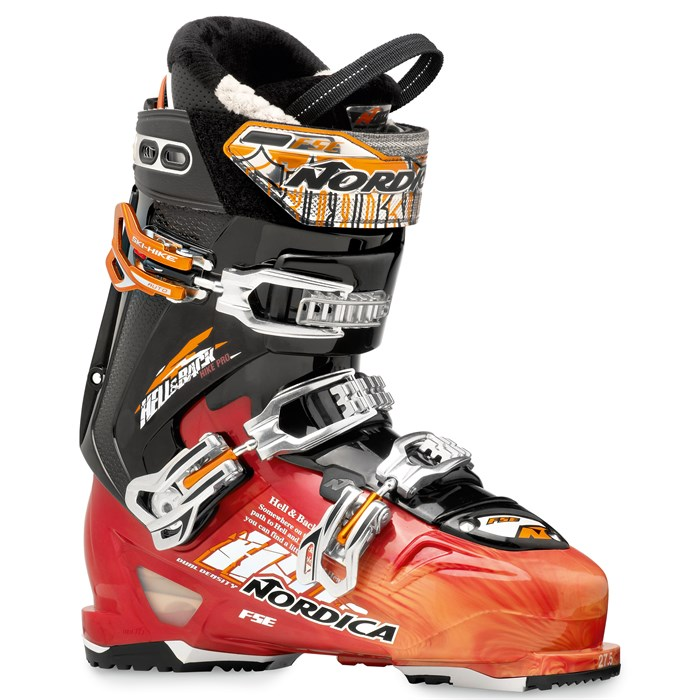 Nordica - Hell & Back Hike Pro Ski Boots 2013