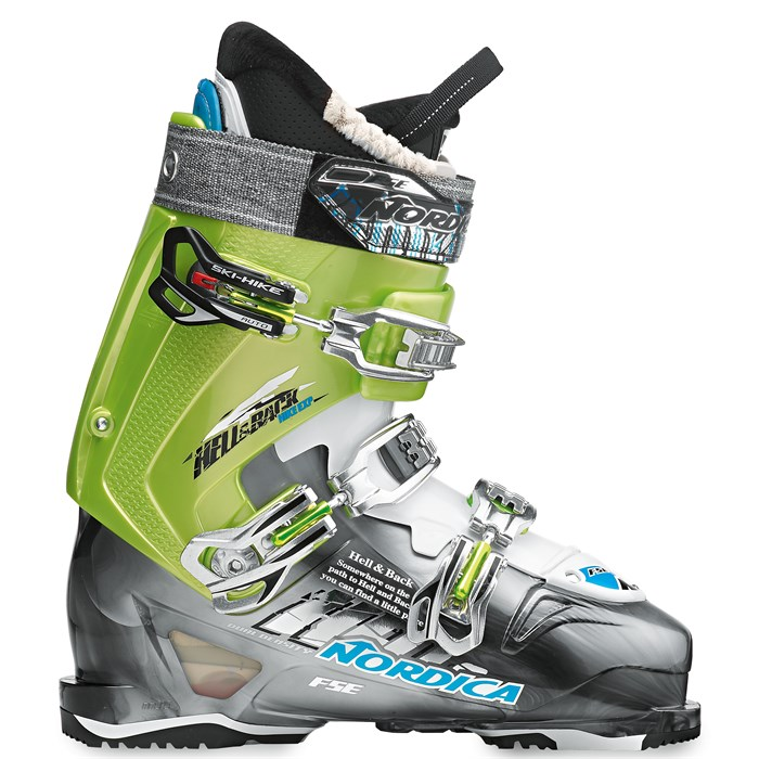 Nordica - Hell & Back Hike EXP Ski Boots 2013