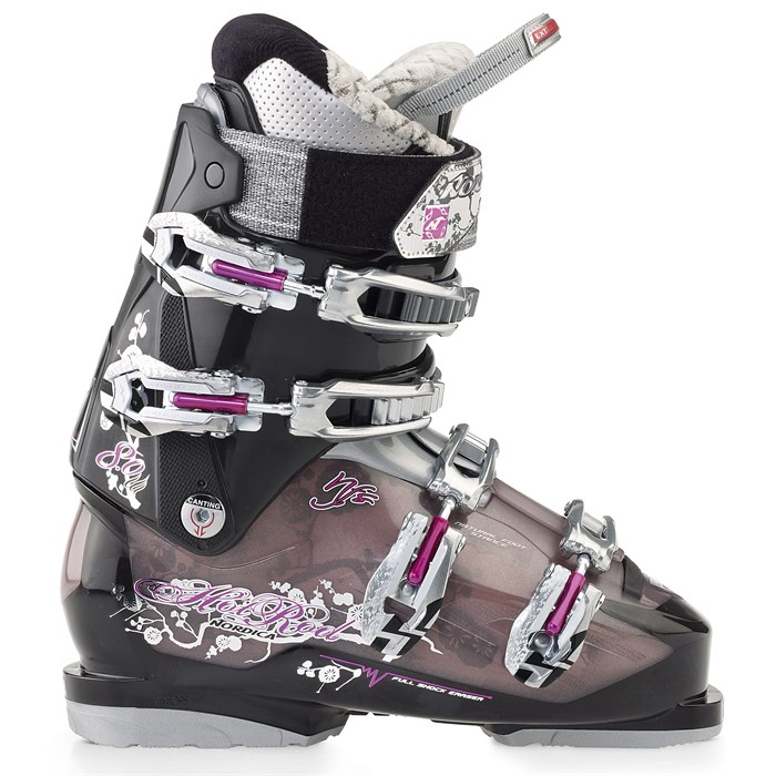 Nordica - Hot Rod 8.0 Ski Boots - Women's 2013