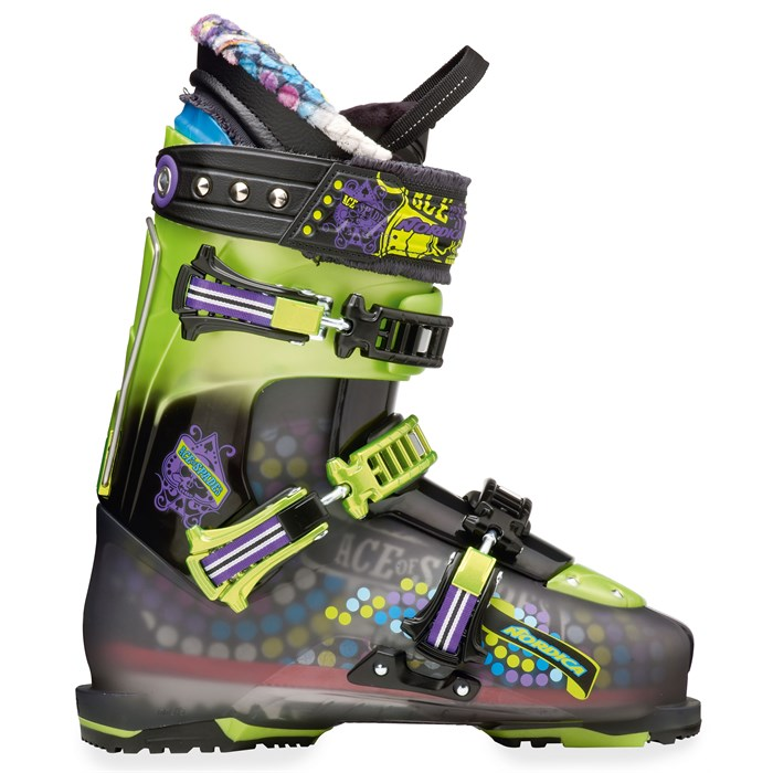 Nordica - Ace Of Spades Ski Boots 2013