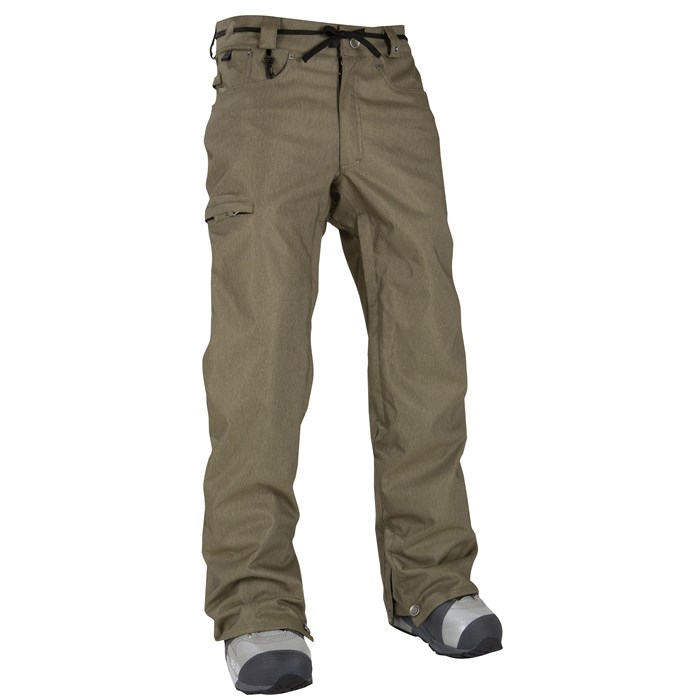 686 - Reserved Raw Pants