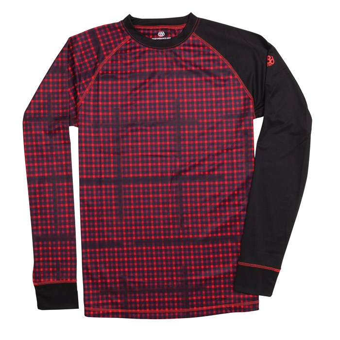 686 - Lumberwack Base Layer Top