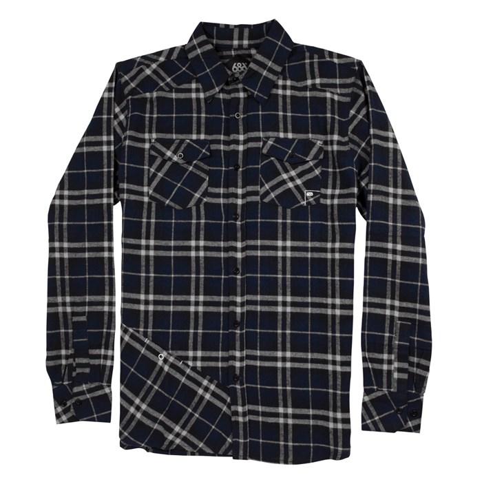686 - Alpha Flannel Top