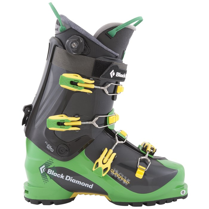 Black Diamond - Quadrant Alpine Touring Ski Boots 2013