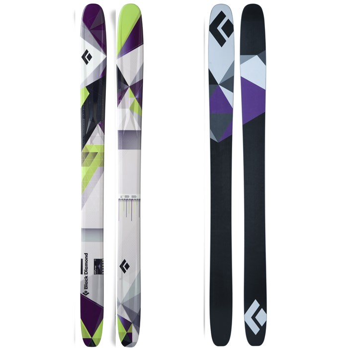 Black Diamond - AMPerge Skis 2013