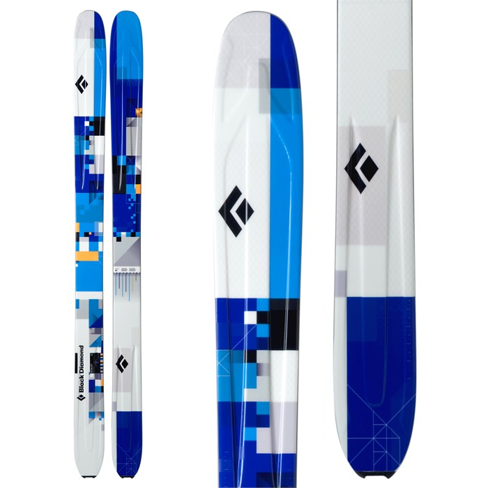 Black Diamond - Zealot Skis 2013