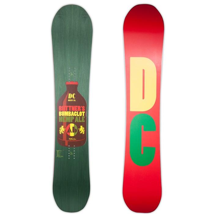 DC - Aaron Biittner Pro Mega Snowboard 2013