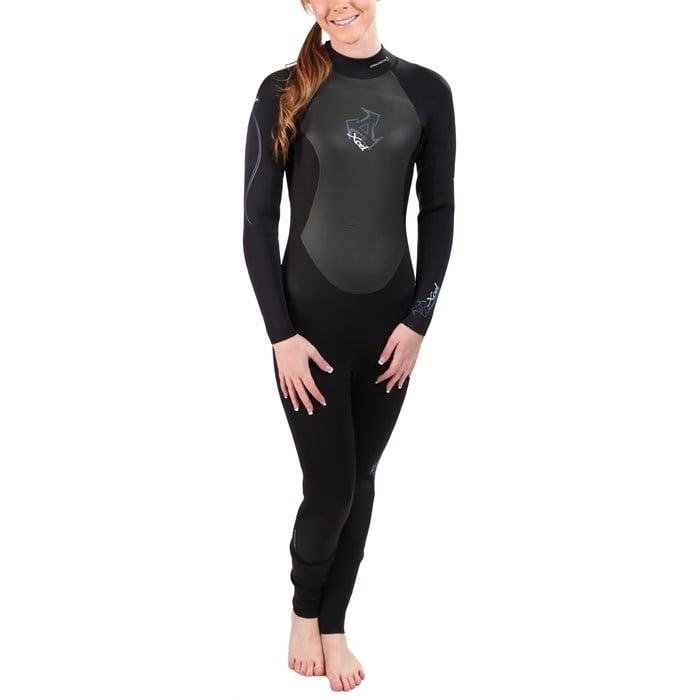 XCEL - SLX 4/3 Offset Zip Wetsuit - Womens's