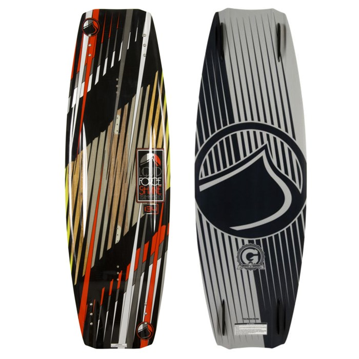 Liquid Force - Shane LTD Hybrid Wakeboard 2012