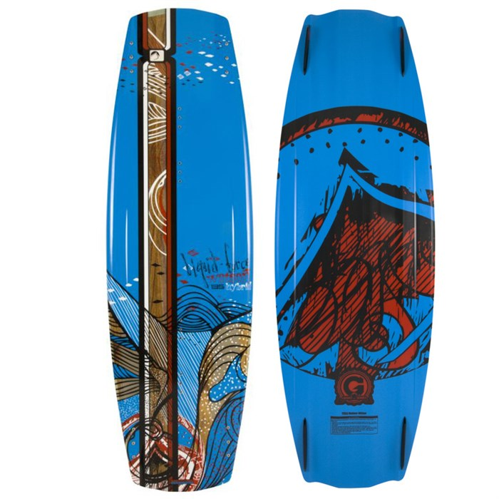 Liquid Force - Watson LTD Hybrid Wakeboard 2012