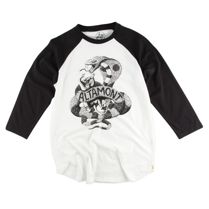 Altamont - The End Raglan Shirt