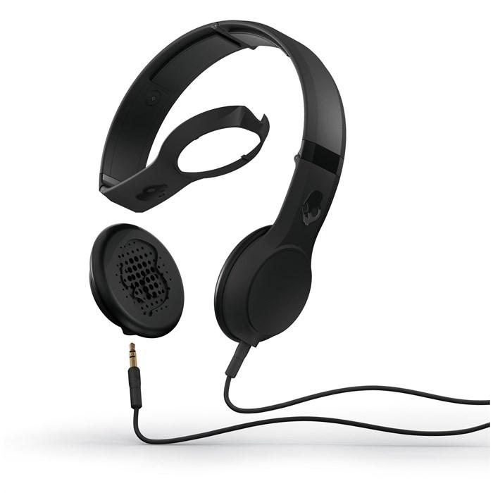 Skullcandy - Cassette Mic'd Headphones