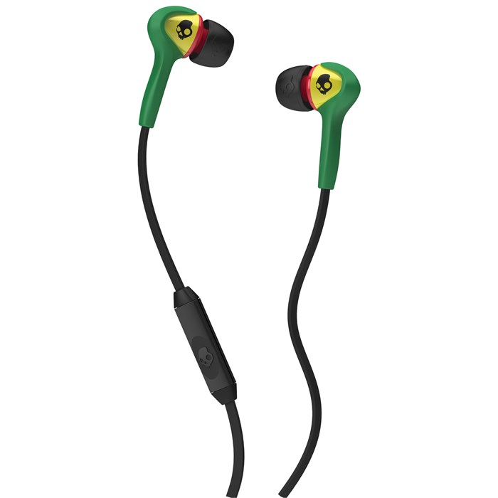 Skullcandy - Smokin Buds Mic'd Headphones