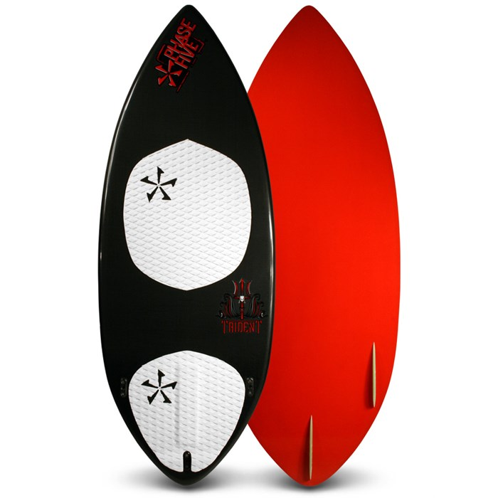 Phase Five - Trident Pro Carbon Wakesurf Board 5' 2012