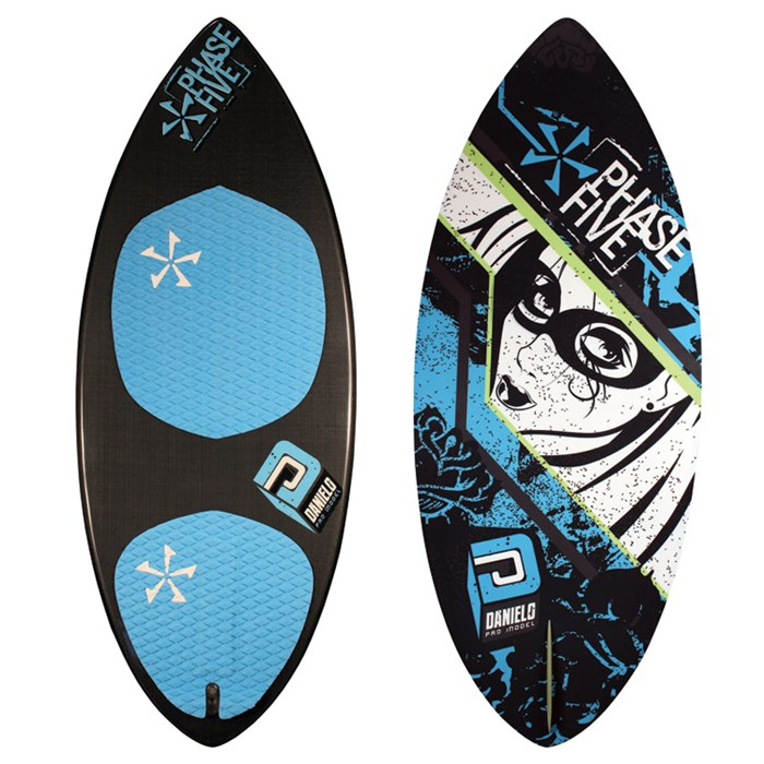 Phase Five - Danielo Pro Carbon Wakesurf Board 2012