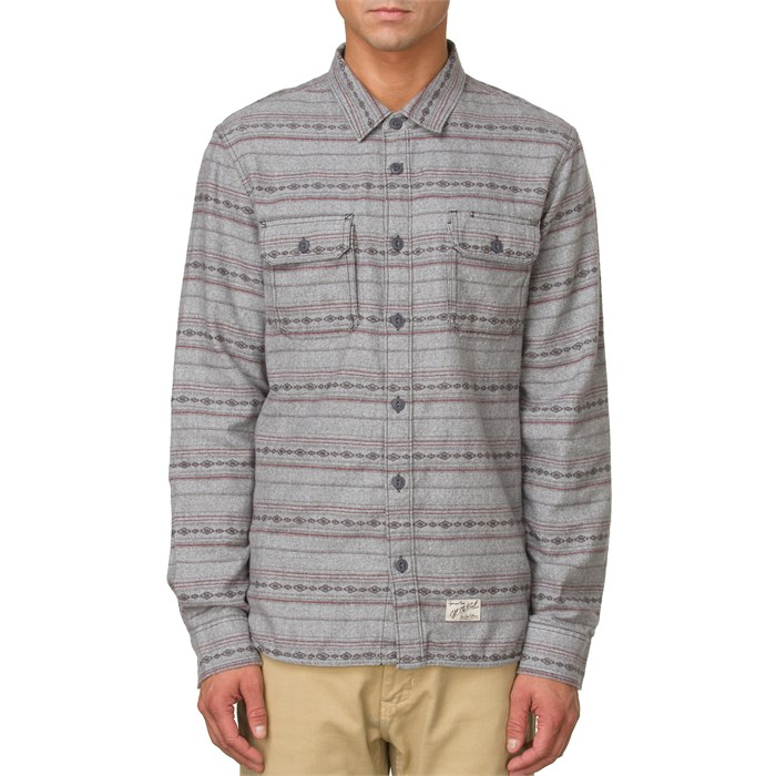 Vans - Ruskin II Flannel Button Down Shirt