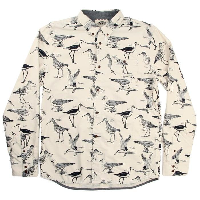 Vans - Bellvue Woven Button Down Shirt