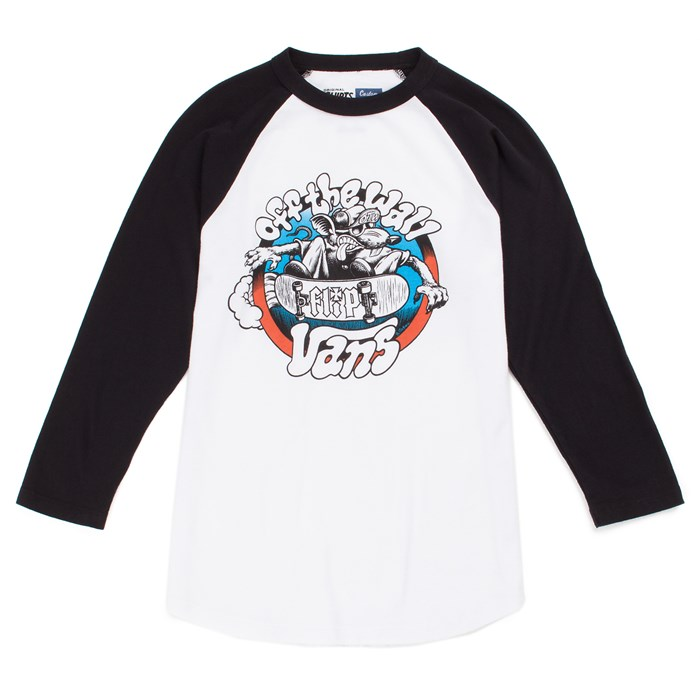 Vans - Cruise or Lose Raglan Shirt