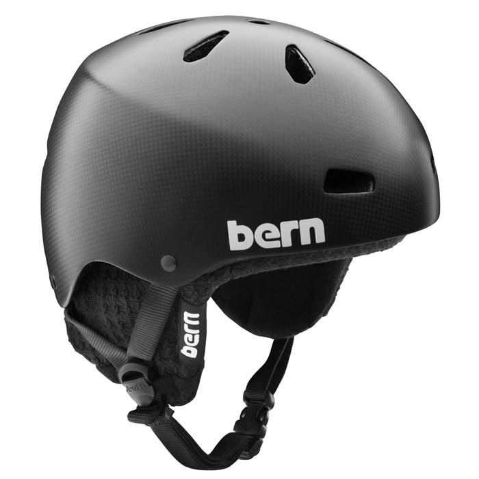 Bern - Macon Carbon EPS Helmet