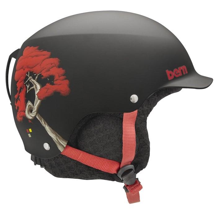 Bern - Eric Pollard Pro Model Baker EPS Audio Helmet