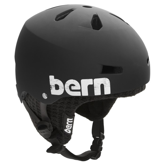 Bern - Macon EPS Audio Helmet