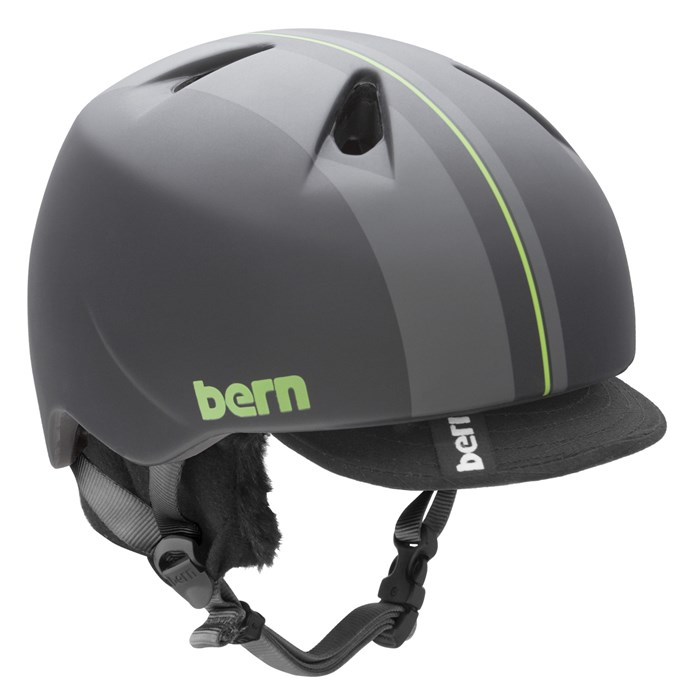 Bern - Nino Helmet - Youth - Boy's