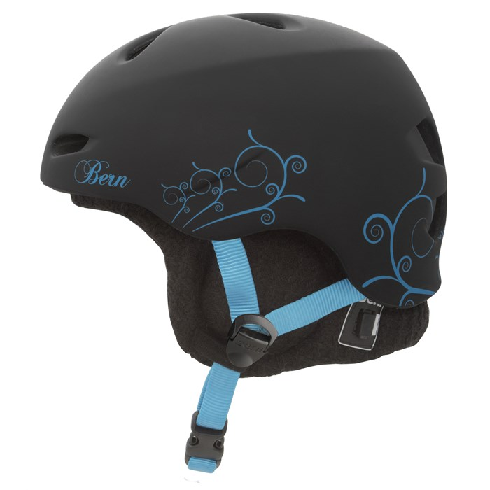 Bern - Bern Lindsey Jacobellis Berkeley Audio Helmet - Women's