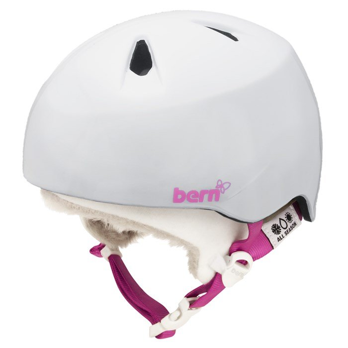 Bern - Nina Helmet - Youth - Girl's