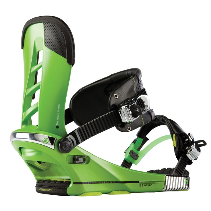 K2 - Company Snowboard Bindings - Demo 2013