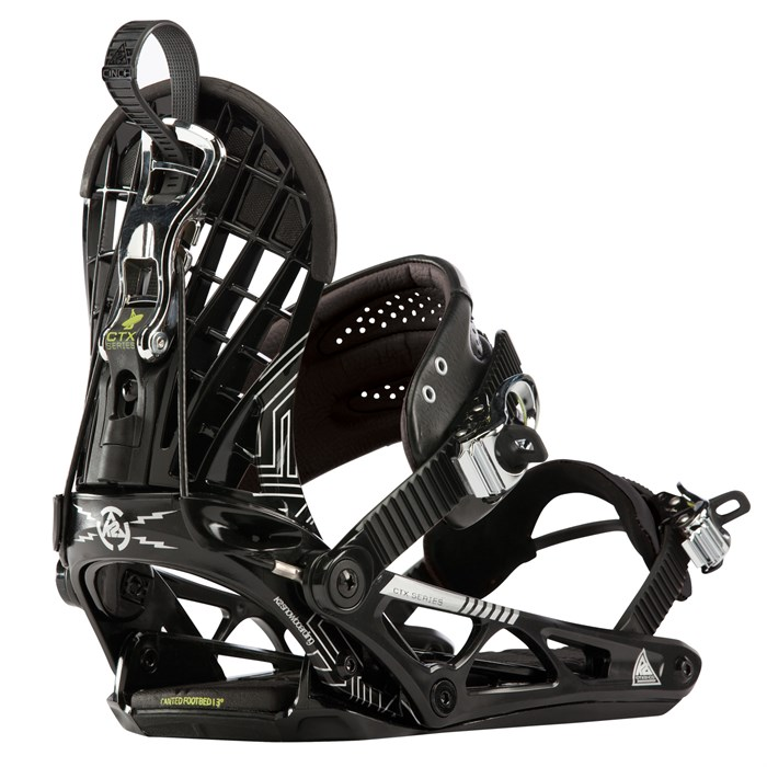 K2 - Cinch CTX Snowboard Bindings - Demo 2013