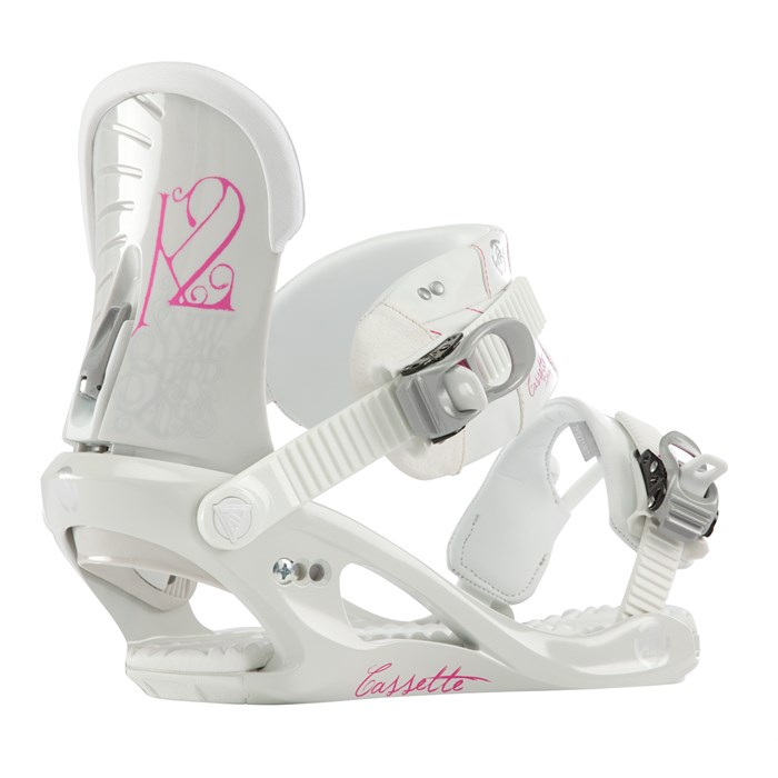 K2 - Cassette Snowboard Bindings - Women's - Demo 2013