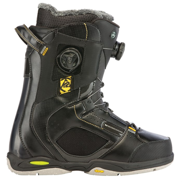 K2 - Thraxis Snowboard Boots - Demo 2013