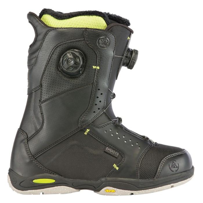 K2 - UFO Snowboard Boots - Demo 2013