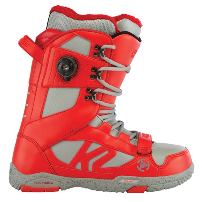 K2 - Darko Snowboard Boots - Demo 2013